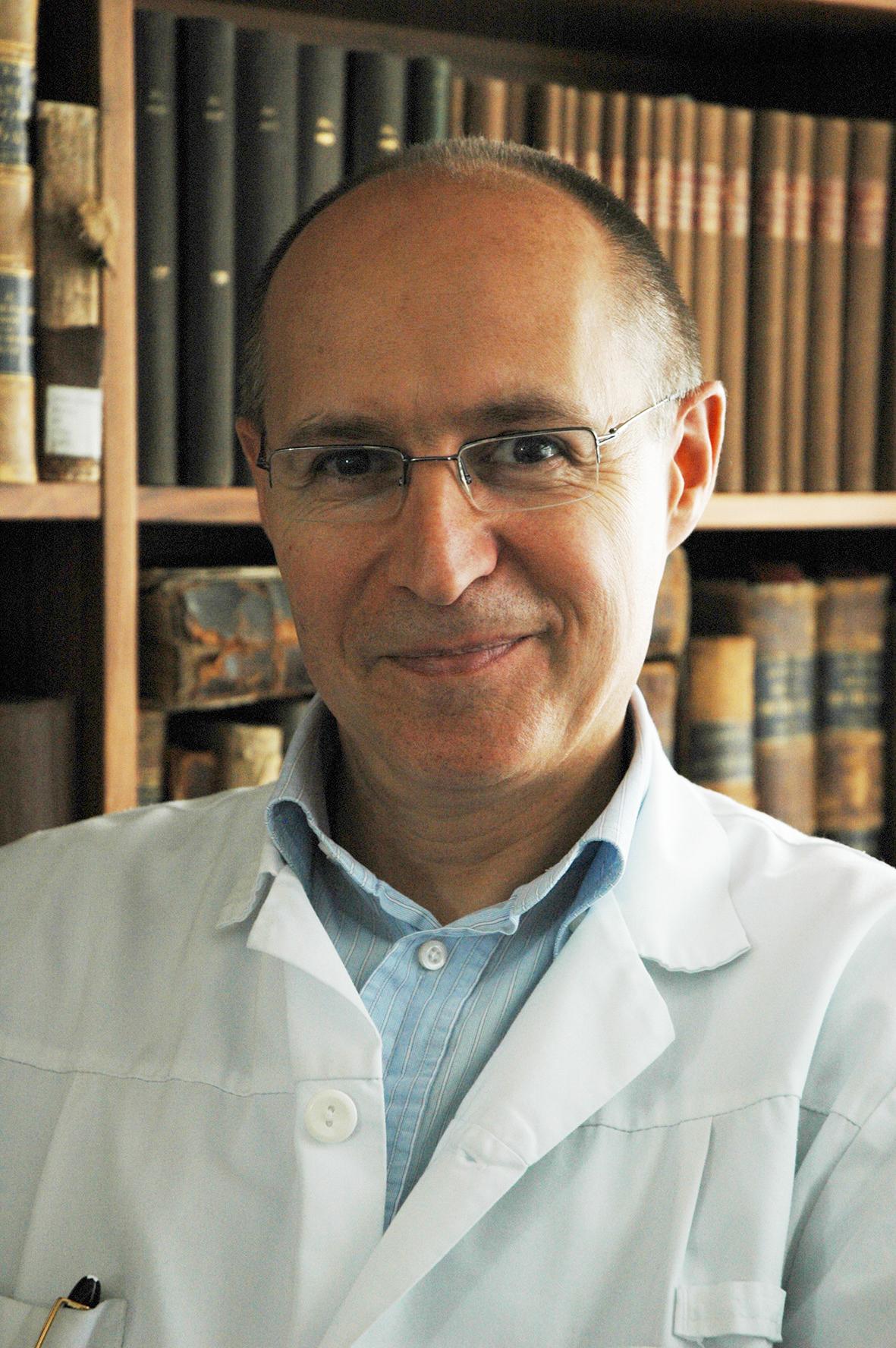 Dr. med. Dr. phil. Albert Mudry